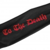 IMAGE   Fire Logo Zip Up Hoodie (Black) - detail 4