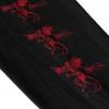 IMAGE   Fire Logo Long Sleeve T-Shirt (Black) - detail 4