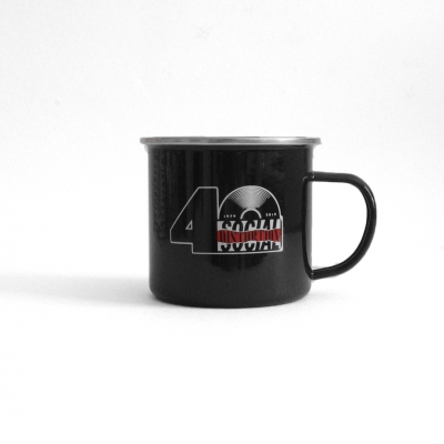 social-distortion - 40th Logo Camp Mug