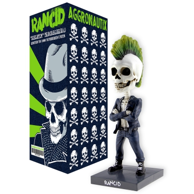 rancid - Skele-Tim Throbblehead V.2