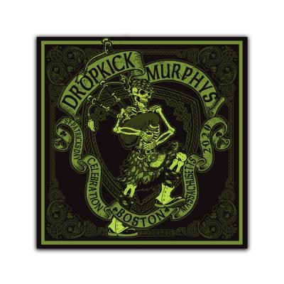dropkick-murphys - St. Pat's 2020 Event Poster