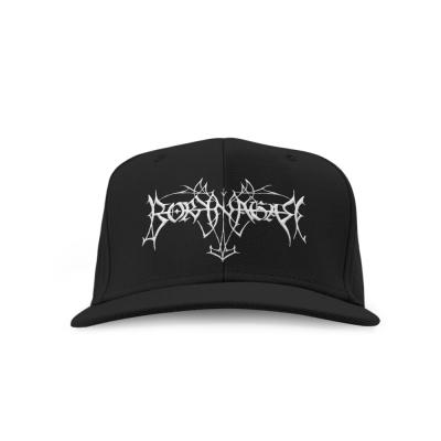 borknagar - Logo Snapback (Black)