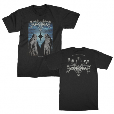borknagar - Up North T-Shirt (Black)