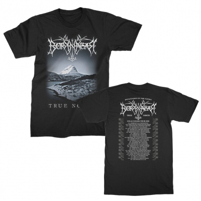 borknagar - True North T-Shirt Tour (Black)