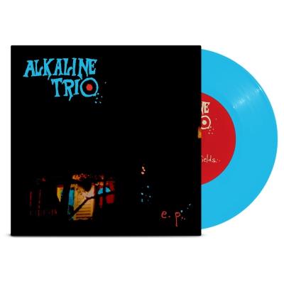 """alkaline-trio - E.P. 7"""" (Blue)"""
