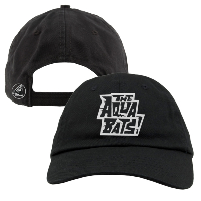 the-aquabats - Stacked Logo Dad Hat (Black)