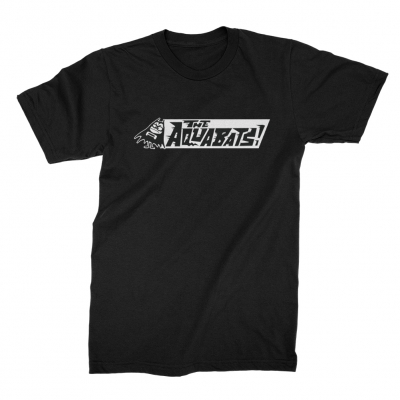 the-aquabats - Bat Logo Tee (Black)