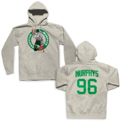 dropkick-murphys - Piper Skelly Pullover Hoodie (Oatmeal)