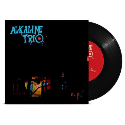 """alkaline-trio - E.P. 7"""" (Black)"""