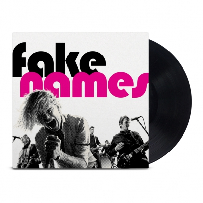 Fake Names LP (Black)