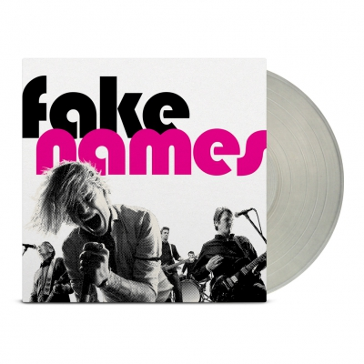 Fake Names LP (Clear)