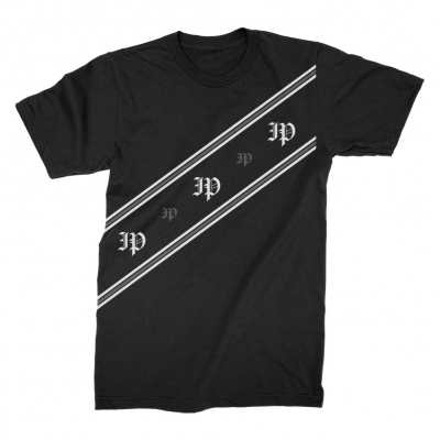 i-prevail - Diagonal Logo Tee (Black)