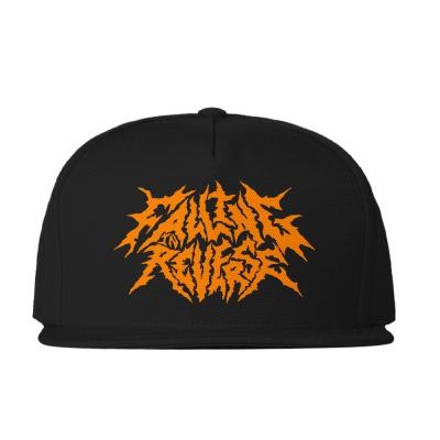 falling-in-reverse - Metal Logo Snapback (Black)