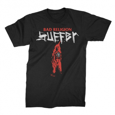 Bad Religion - Black Suffer Tee (Black)