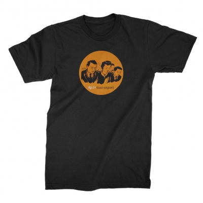 Bad Religion - Family Prayer T-shirt (Black)