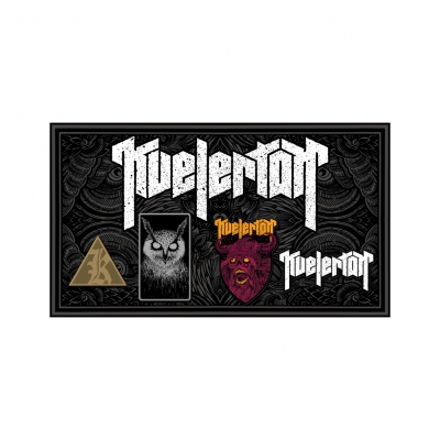 Kvelertak Pin Set