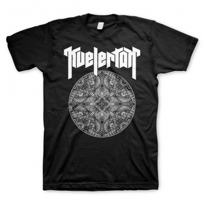 Kvelertak - Owl Circle Eye Tee (Black)