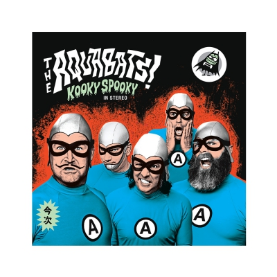 the-aquabats - Kooky Spooky CD