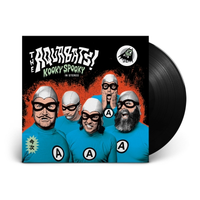 the-aquabats - Kooky Spooky Deluxe LP (Black)