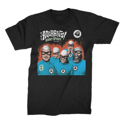the-aquabats - Kooky Spooky Tee (Black)