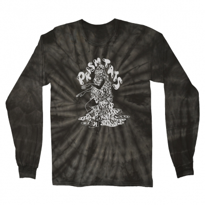 prism-tats - Dripping Long Sleeve (Tie Dye)