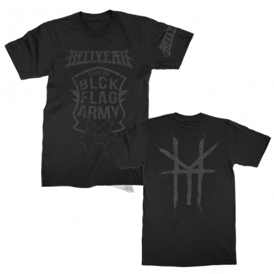hellyeah - Black Flag Army Tee (Black)
