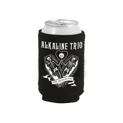Your Coffin Or Mine Coozie