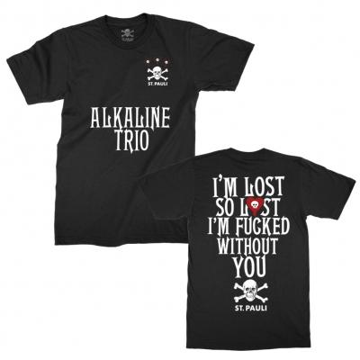 alkaline-trio - FCSP x Alkaline Trio Collab Tee (Black)