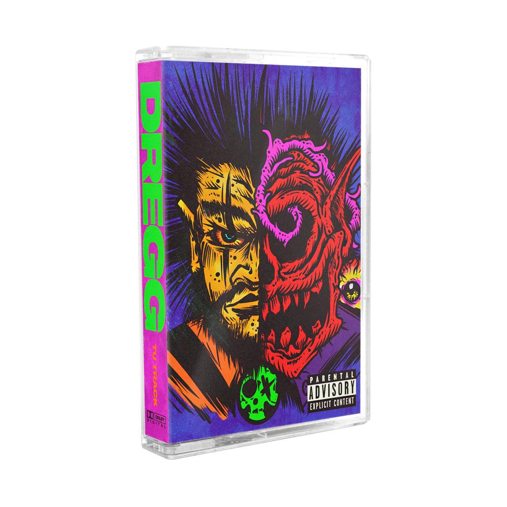 TU TRACK Cassette (Clear)