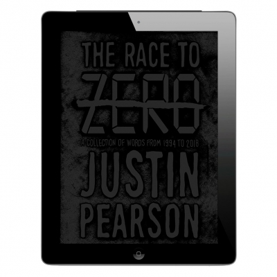 Justin Pearson - The Race To Zero eBook