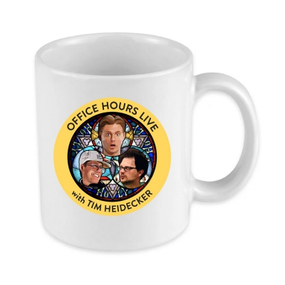 office-hours - Logo Mug (White)