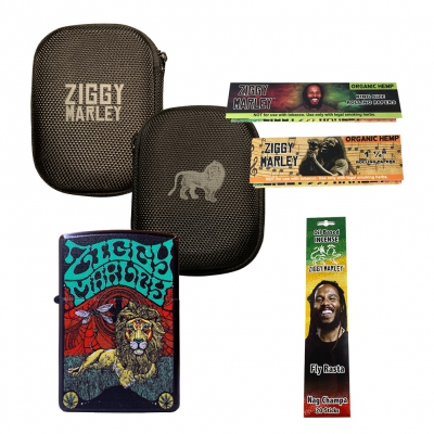 ziggy-marley - Higher Vibration Pack (Fly Rasta)