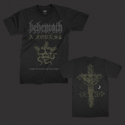 behemoth - A Forest T-Shirt (Black)