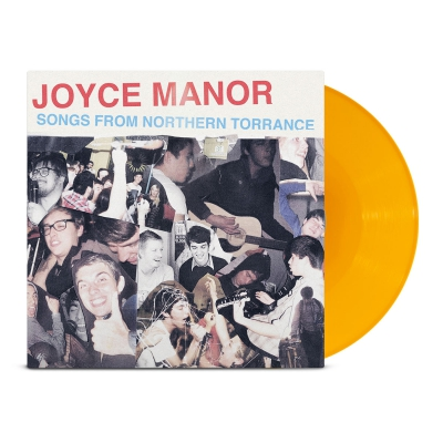 Joyce Manor - Songs From Northern Torrance LP (Yellow)