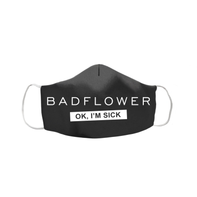 badflower - Ok, I'm Sick Face Mask