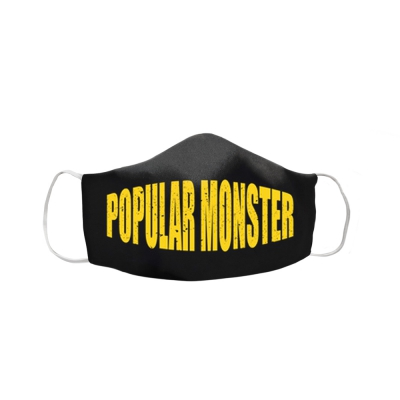 Popular Monster Mask (Black)
