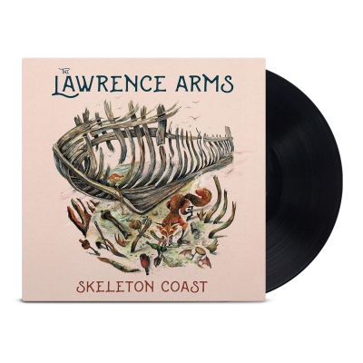 The Lawrence Arms - Skeleton Coast LP (Black)