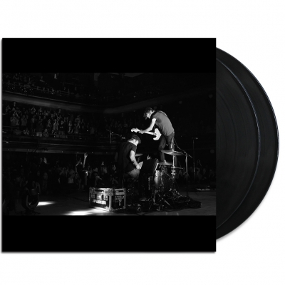 Massey Fucking Hall 2xLP (Black)