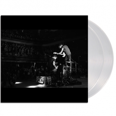 Massey Fucking Hall 2xLP (Clear)