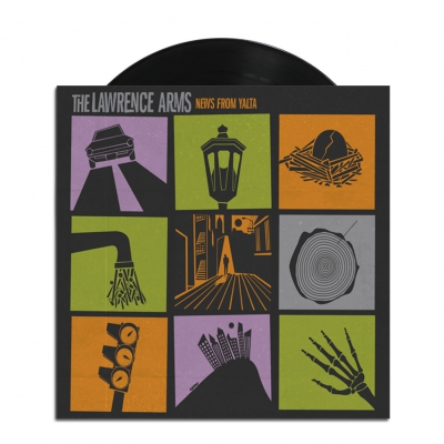 The Lawrence Arms - News From Yalta 7""
