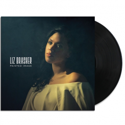 liz-brasher - Painted Image LP (Black)