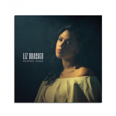 liz-brasher - Painted Image CD