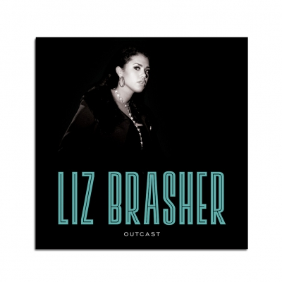 liz-brasher - Outcast CD