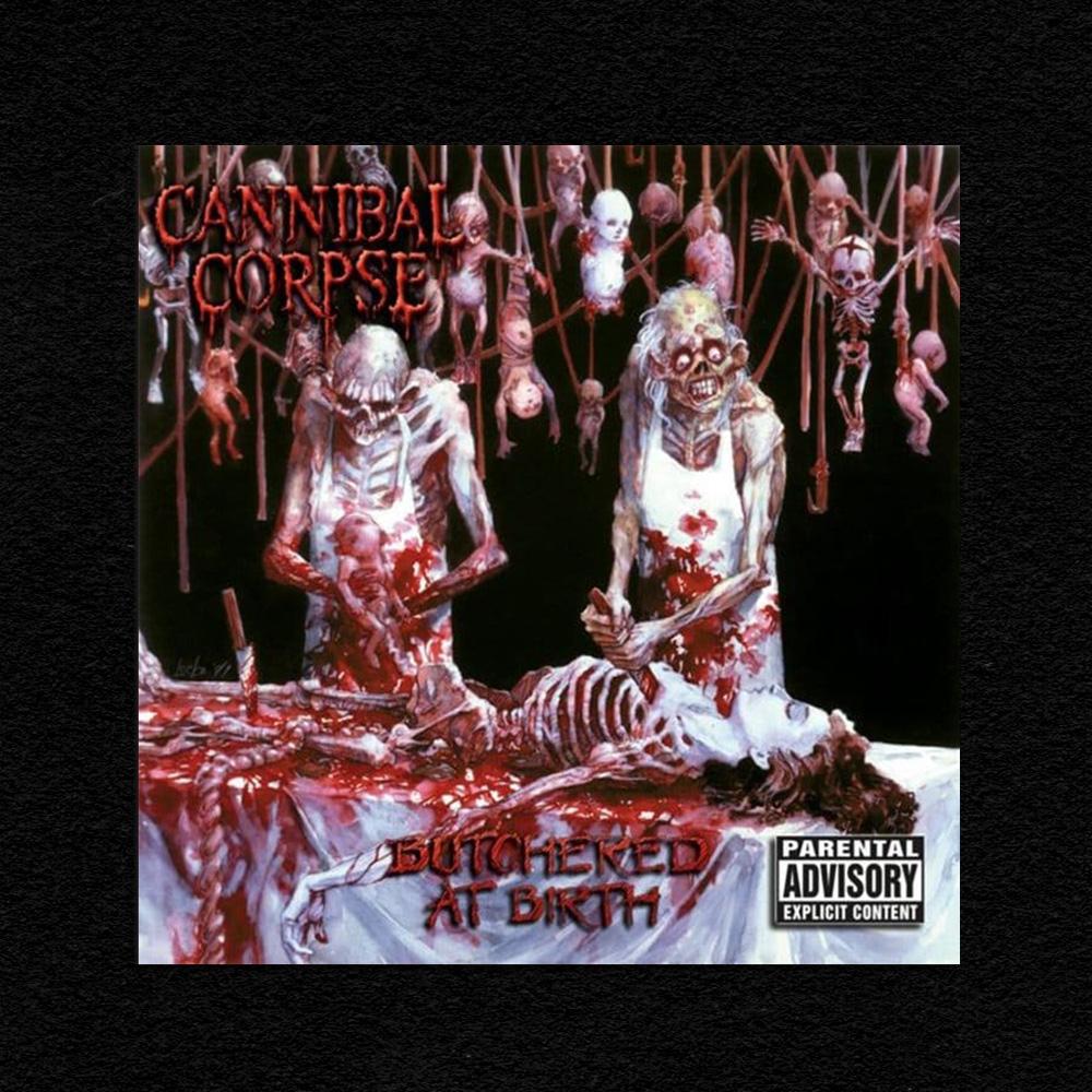 IMAGE   Butchered At Birth CD