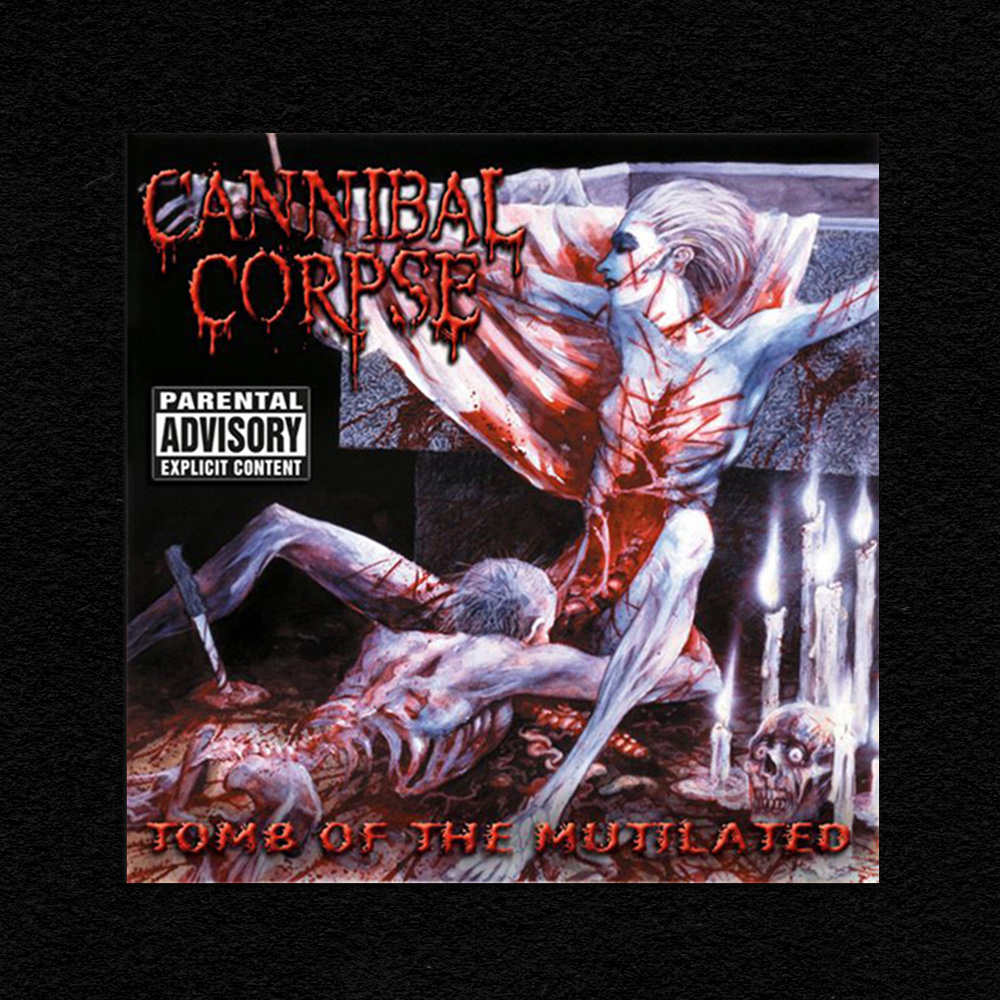 IMAGE   Tomb Of The Mutilated CD