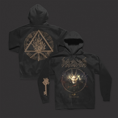 behemoth - The Satanist Pullover Sweatshirt (Black)