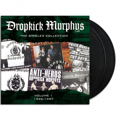 Dropkick Murphys - The Singles Collection Vol. 1 2xLP (Black)