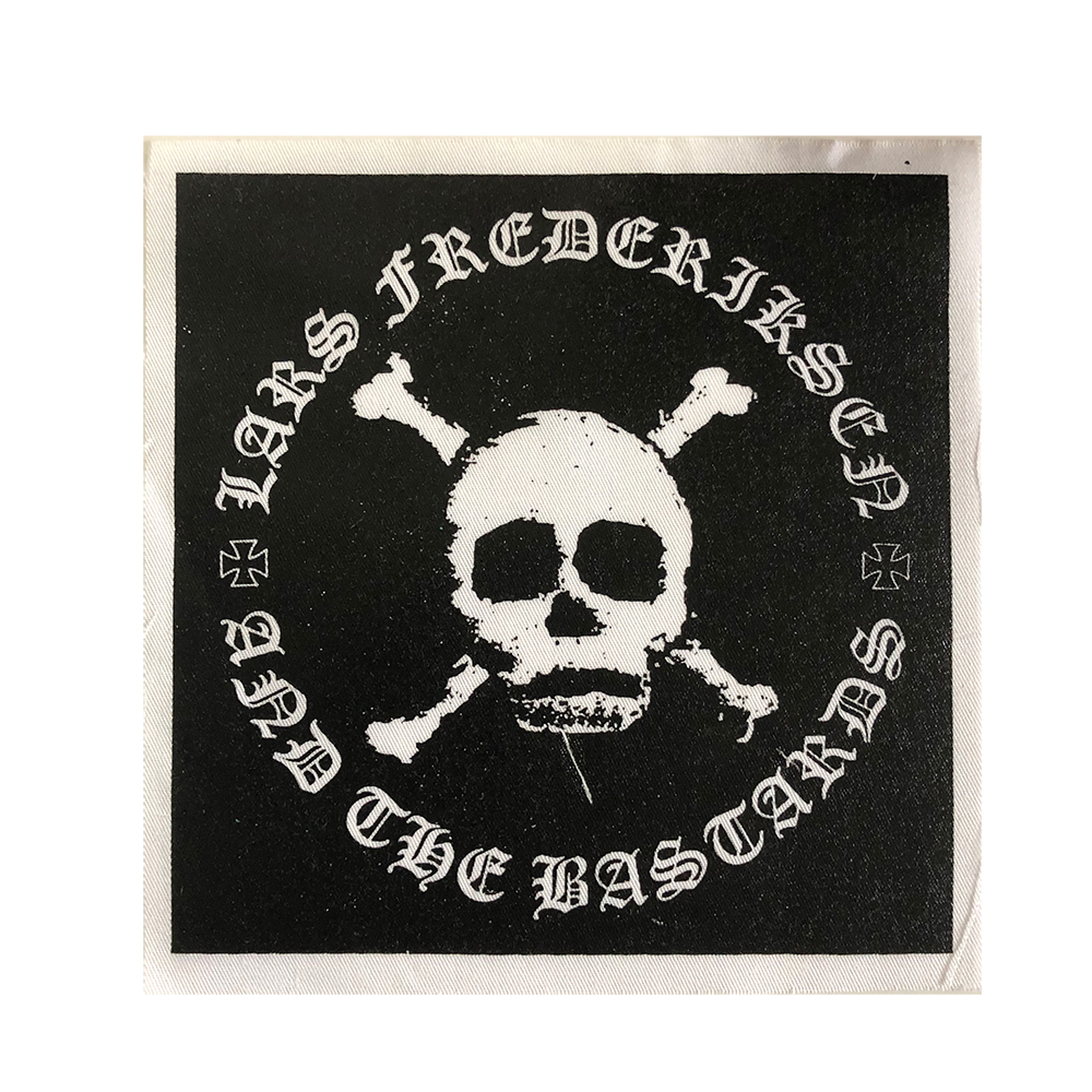 IMAGE | Skull Cloth Patch