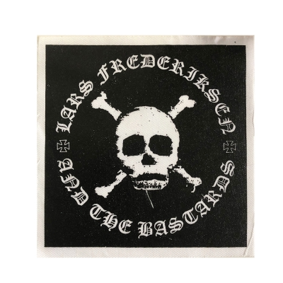 Skull Cloth Patch