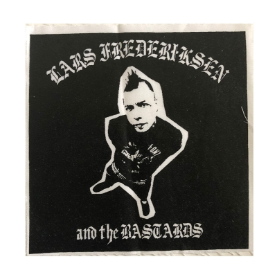 Album Cover Cloth Patch
